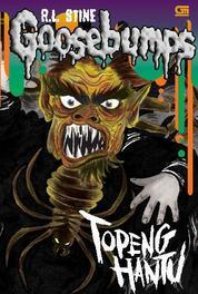 Cover Goosebumps: The Haunted Mask - Topeng Hantu oleh R.L. Stine