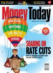 Money Today Magazine Cover