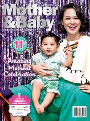 Cover Majalah Mother & Baby Indonesia September 2017