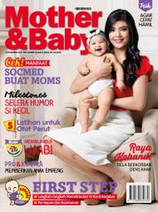 Cover Majalah Mother & Baby Indonesia November 2017