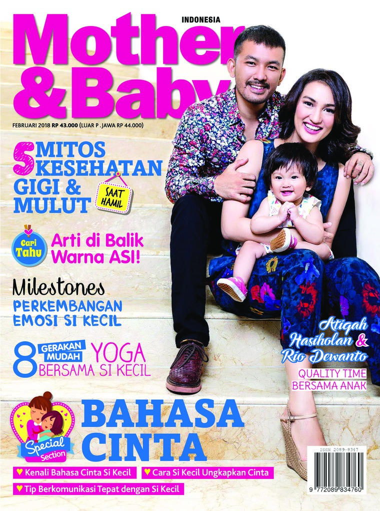 Majalah Digital Mother & Baby Indonesia Februari 2018