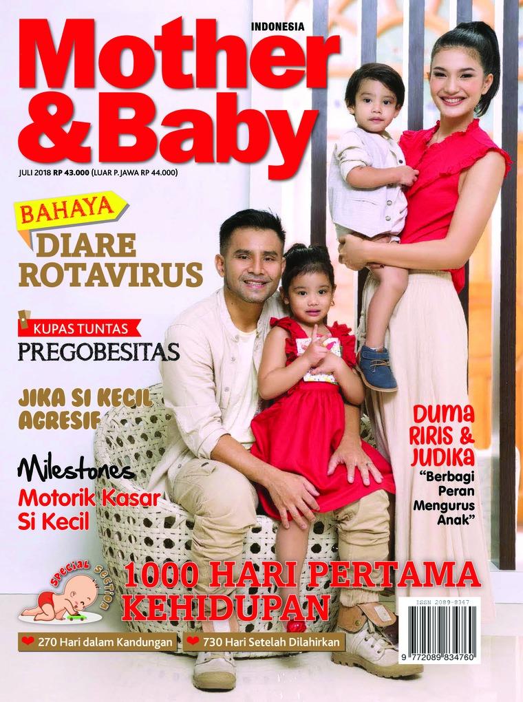 Majalah Digital Mother & Baby Indonesia Juli 2018