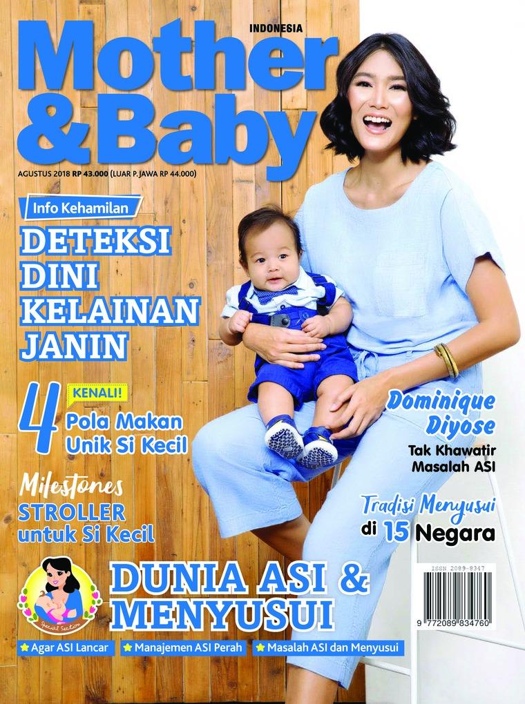 Majalah Digital Mother & Baby Indonesia Agustus 2018
