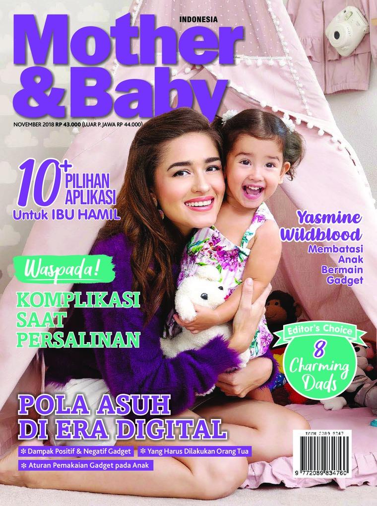 Majalah Digital Mother & Baby Indonesia November 2018