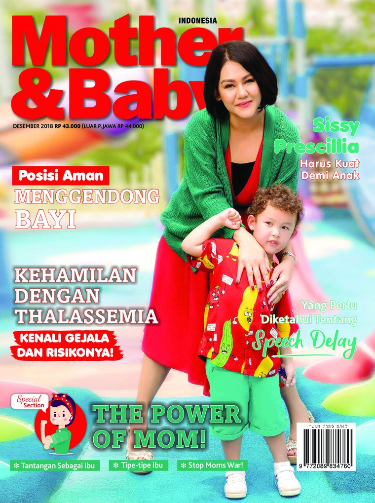 Majalah Digital Mother & Baby Indonesia Desember 2018