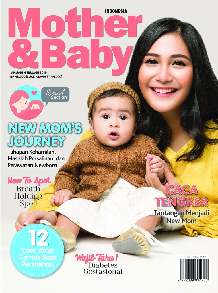 Majalah Digital Mother & Baby Indonesia Januari-Februari 2019