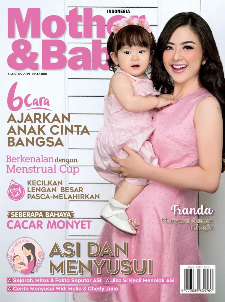 Majalah Digital Mother & Baby Indonesia Agustus 2019