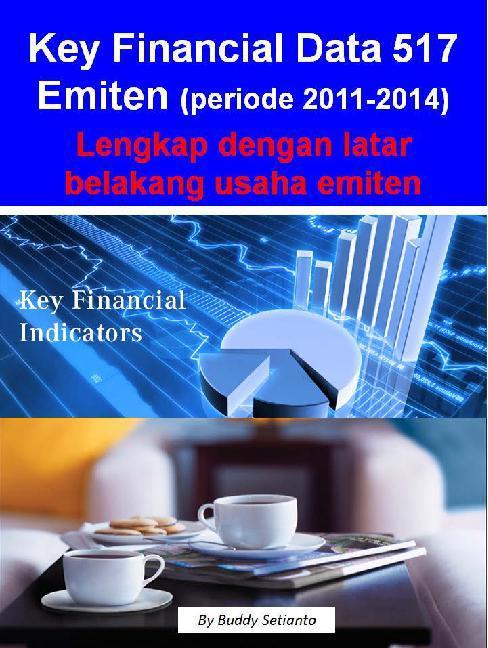 Buku Digital Key Financial 2011 - 2014 oleh Buddy Setianto