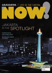 NOW! Jakarta Magazine Cover June 2017