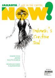 NOW! Jakarta Magazine Cover September 2017