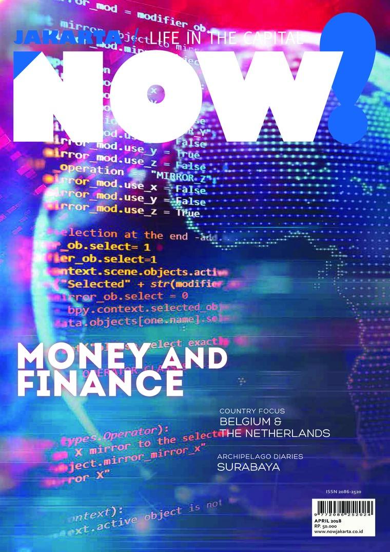 NOW! Jakarta Digital Magazine April 2018