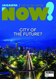 Cover Majalah NOW! Jakarta Juni 2018