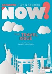 Cover Majalah NOW! Jakarta November 2018