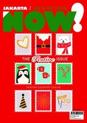 Cover Majalah NOW! Jakarta Desember 2018