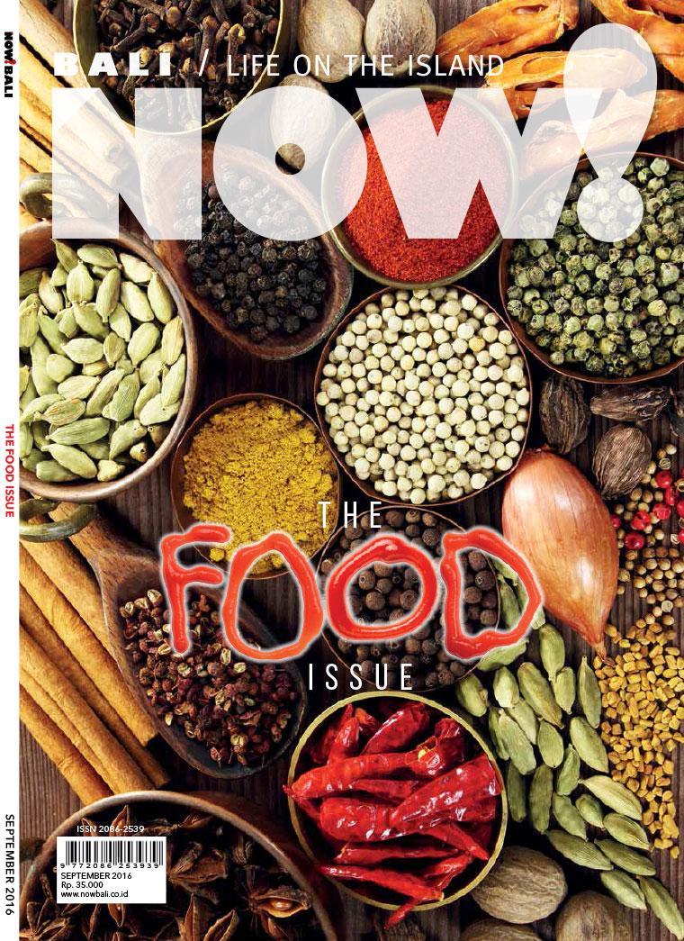 NOW! Bali Digital Magazine September 2016