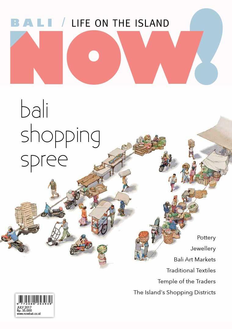 NOW! Bali Digital Magazine July 2017