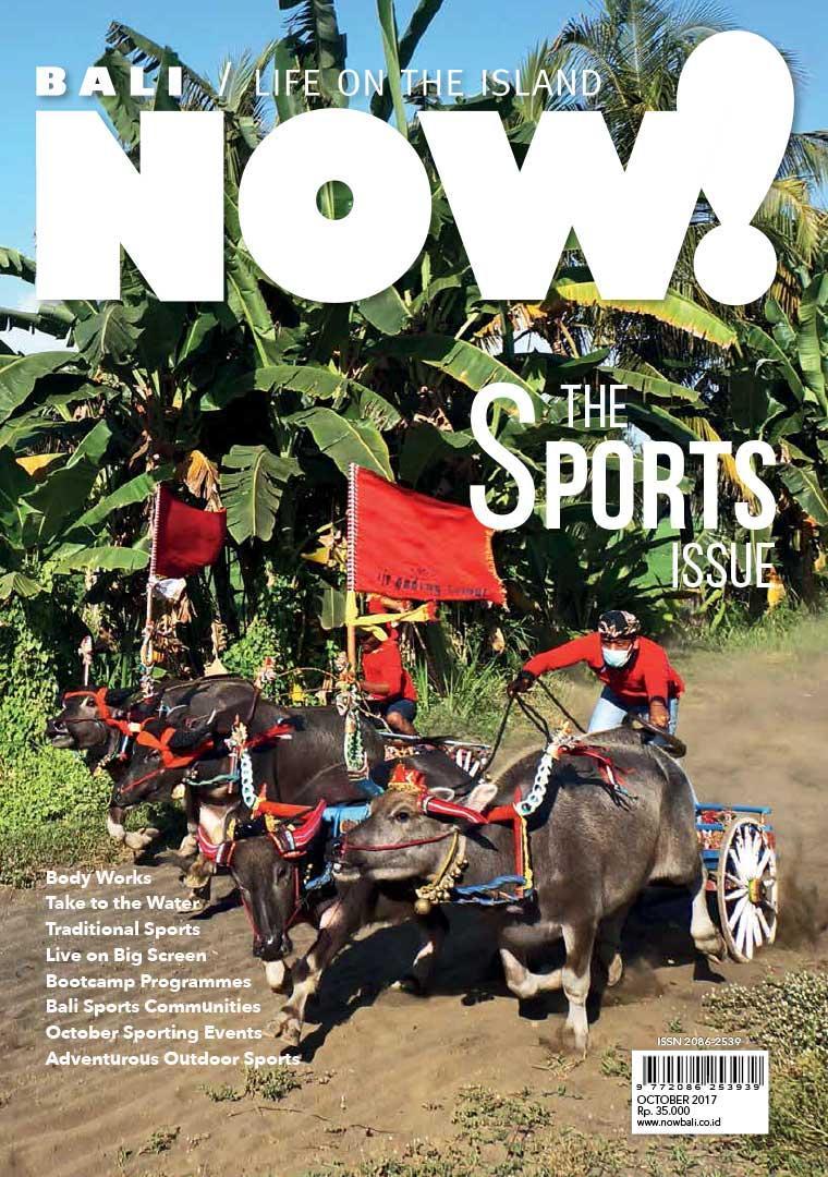 Majalah Digital NOW! Bali Oktober 2017