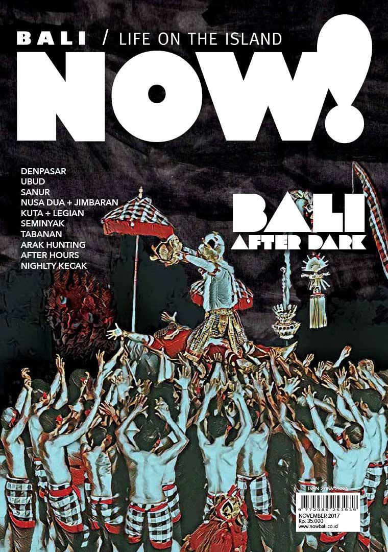 Majalah Digital NOW! Bali November 2017