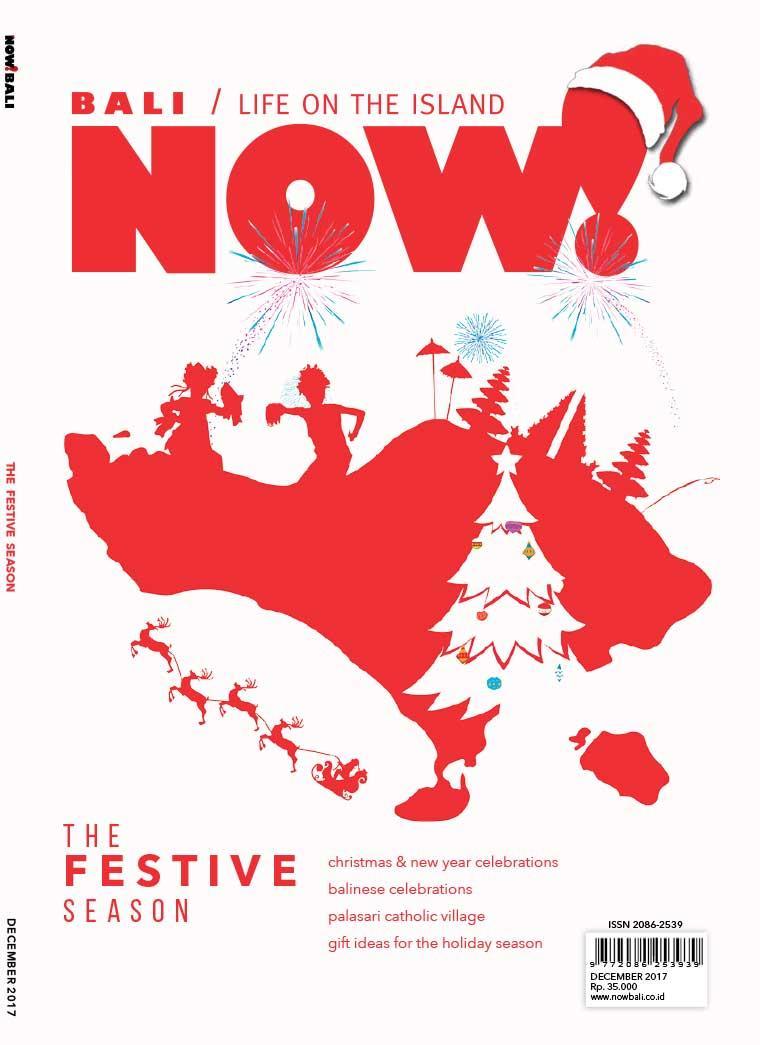 NOW! Bali Digital Magazine December 2017