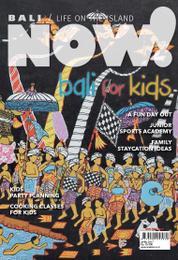 Cover Majalah NOW! Bali April 2017