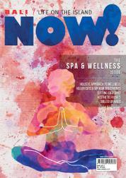 Cover Majalah NOW! Bali Mei 2017