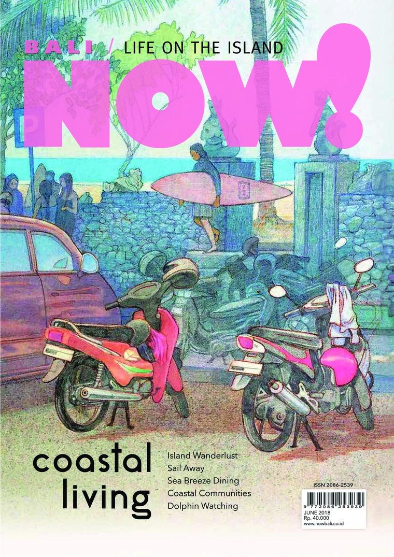 Majalah Digital NOW! Bali Juni 2018