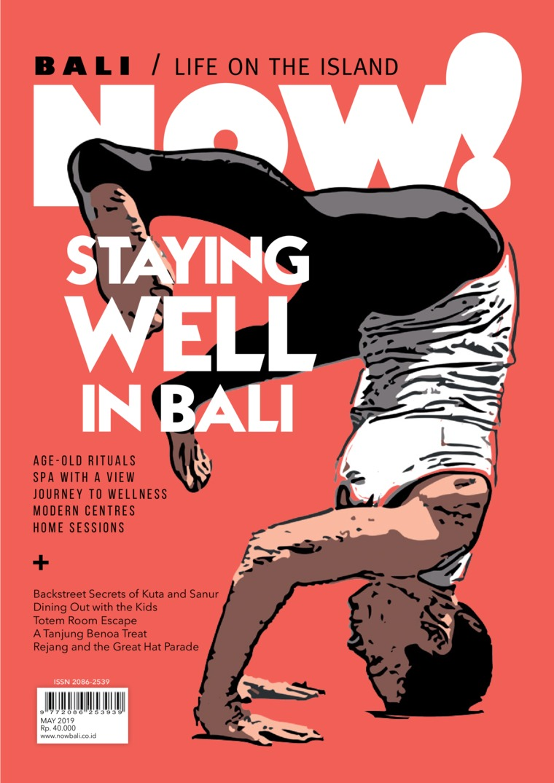 NOW! Bali Digital Magazine May 2019