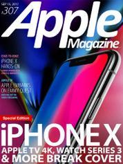 Cover Majalah Apple Magazine US ED 307 September 2017