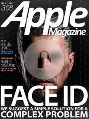 Cover Majalah Apple Magazine US ED 308 September 2017