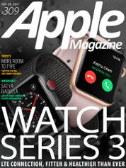 Cover Majalah Apple Magazine US ED 309 September 2017