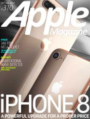 Cover Majalah Apple Magazine US ED 310 Oktober 2017