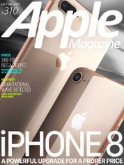 Cover Majalah Apple Magazine US ED 310 Oktober 2017