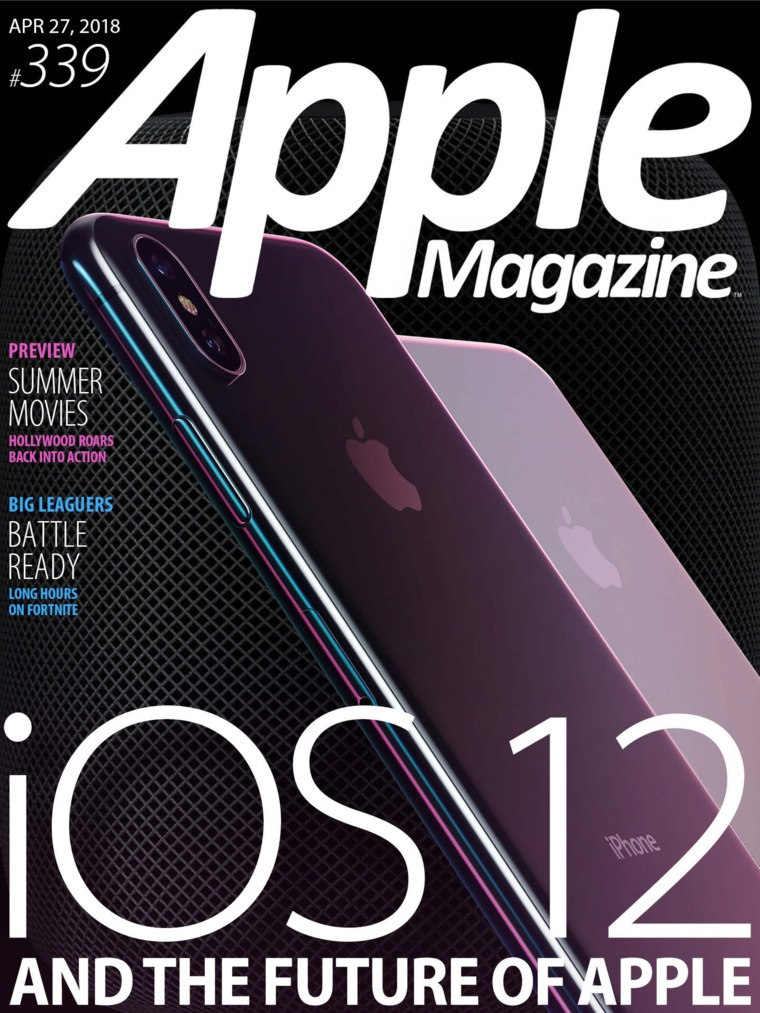 Apple Magazine US Digital Magazine ED 339 April 2018