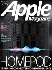 Cover Majalah Apple Magazine US ED 326 Januari 2018