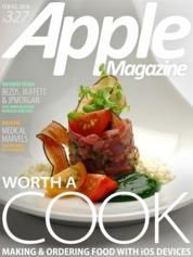 Cover Majalah Apple Magazine US ED 327 Februari 2018