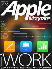Cover Majalah Apple Magazine US ED 328 Februari 2018