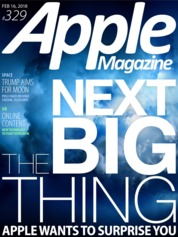 Cover Majalah Apple Magazine US