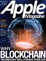 Cover Majalah Apple Magazine US ED 330 Februari 2018
