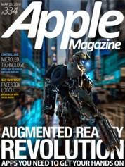 Cover Majalah Apple Magazine US ED 334 Maret 2018