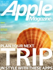 Cover Majalah Apple Magazine US ED 342 Mei 2018