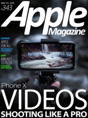 Apple Magazine US Magazine Cover ED 343 May 2018