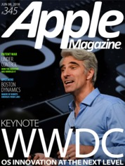 Apple Magazine US Magazine Cover ED 345 June 2018