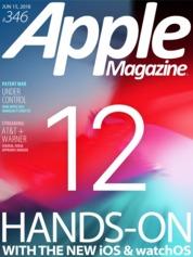 Cover Majalah Apple Magazine US ED 346 Juni 2018