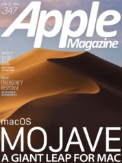 Apple Magazine US Magazine Cover ED 347 June 2018