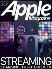 Apple Magazine US Magazine Cover ED 348 June 2018