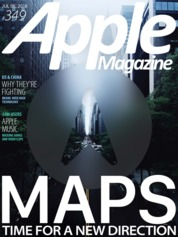 Apple Magazine US Magazine Cover