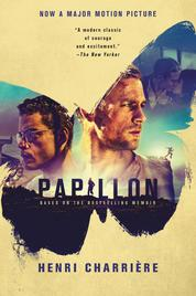 Papillon by Henri Charriere Cover