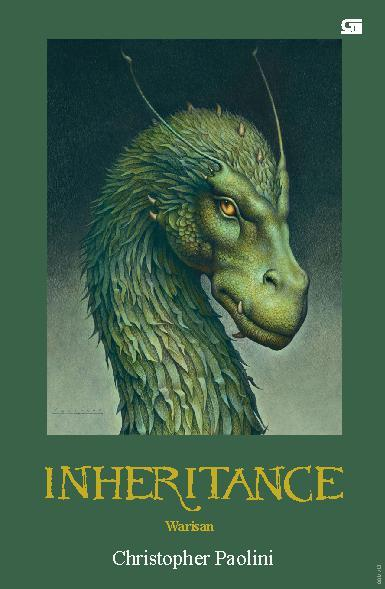 Buku Digital Eragon 4: Inheritance oleh Christopher Paolini