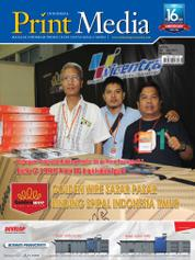 Cover Majalah Print Media Indonesia ED 76 Mei 2017