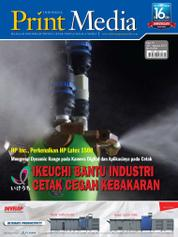 Cover Majalah Print Media Indonesia ED 77 Juli 2017
